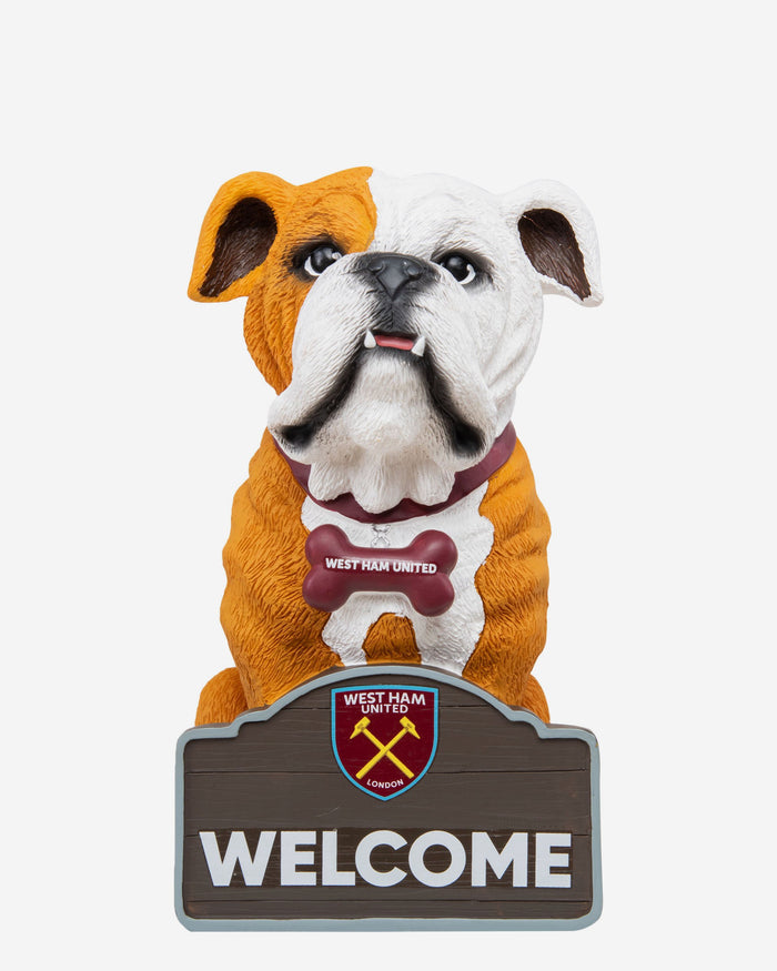 West Ham United FC Bulldog Gnome FOCO - FOCO.com | UK & IRE