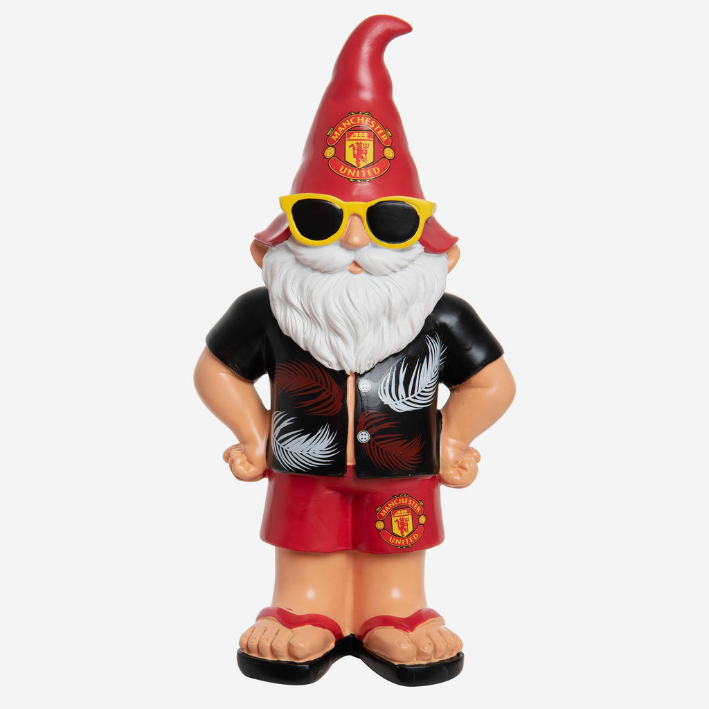 Manchester United FC Hawaiian Gnome FOCO - FOCO.com | UK & IRE