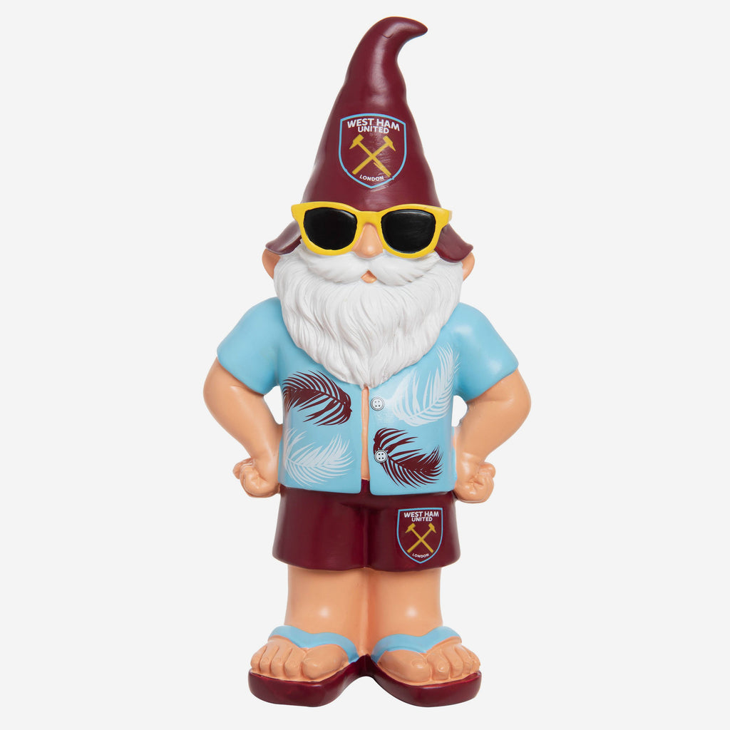 West Ham United FC Hawaiian Gnome FOCO - FOCO.com | UK & IRE