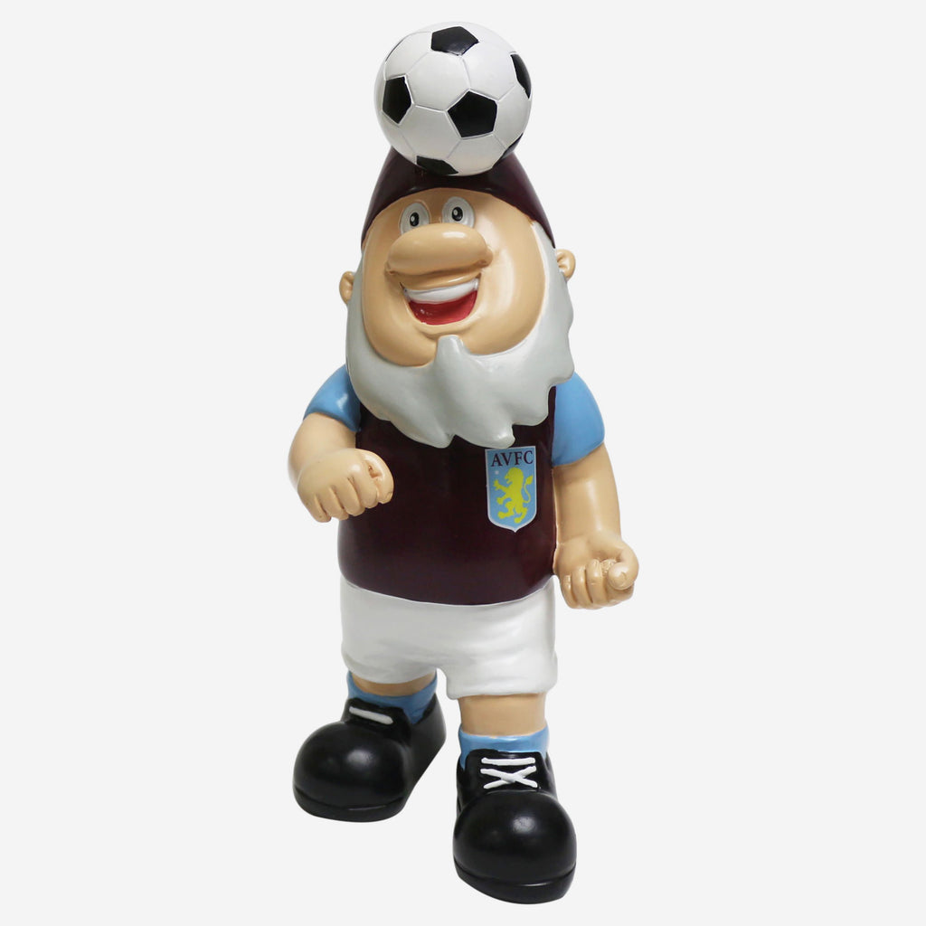 Aston Villa FC Header Ball Gnome FOCO - FOCO.com | UK & IRE
