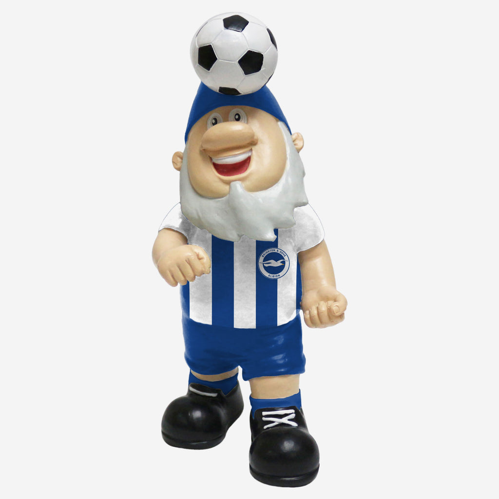 Brighton & Hove Albion FC Header Ball Gnome FOCO - FOCO.com | UK & IRE