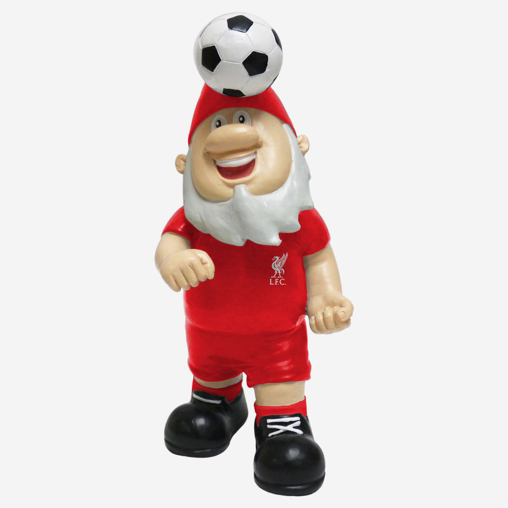 Liverpool FC Header Ball Gnome FOCO - FOCO.com | UK & IRE