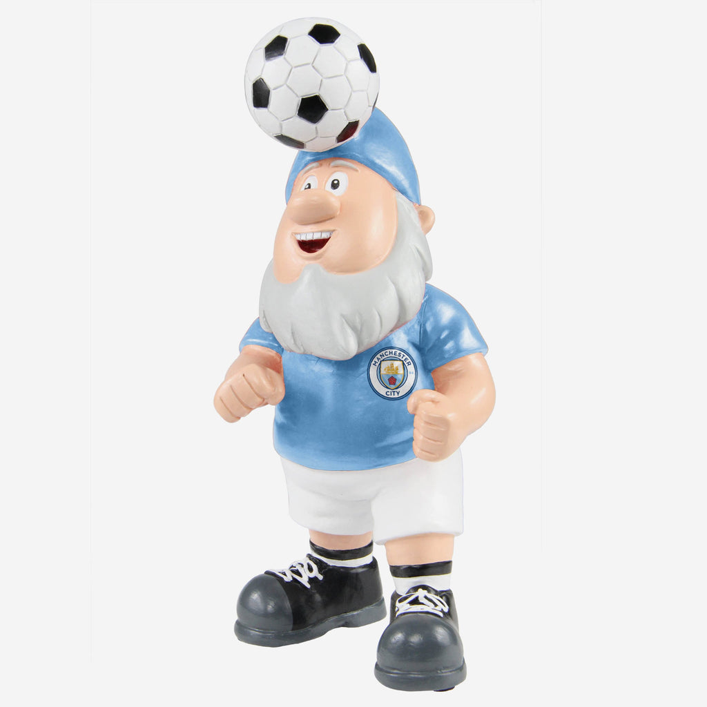 Manchester City FC Header Ball Gnome FOCO - FOCO.com | UK & IRE