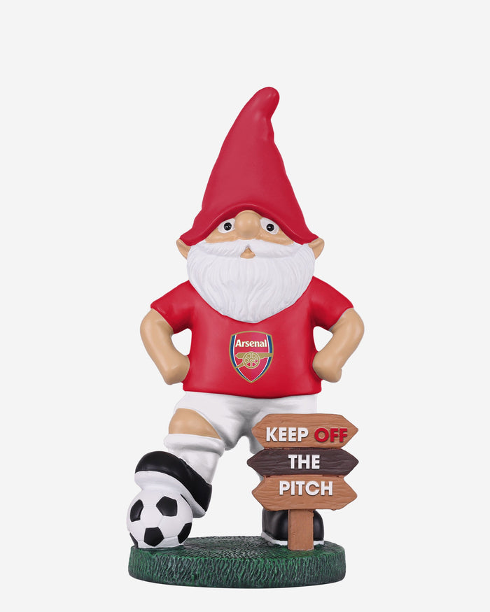 Arsenal FC Keep Off The Pitch Gnome FOCO - FOCO.com | UK & IRE