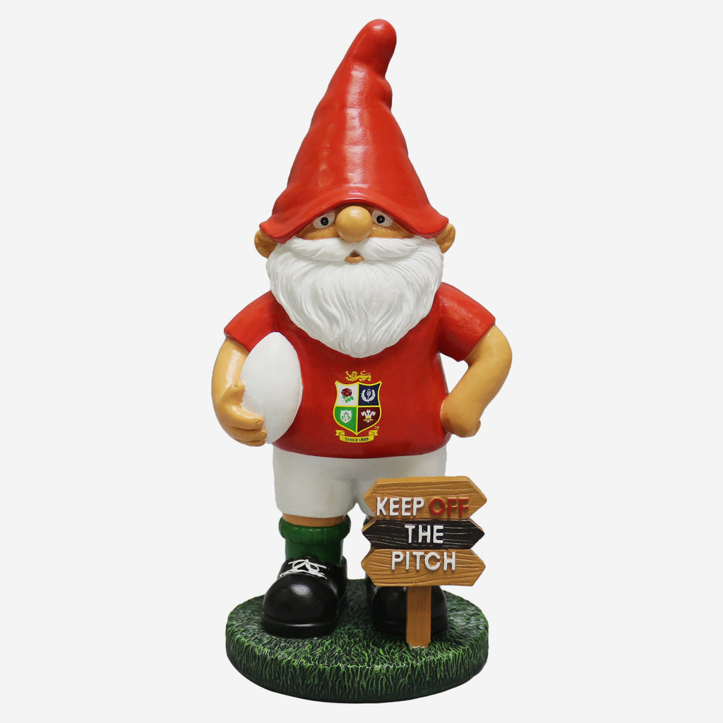 British & Irish Lions Keep Off The Pitch Gnome FOCO - FOCO.com | UK & IRE
