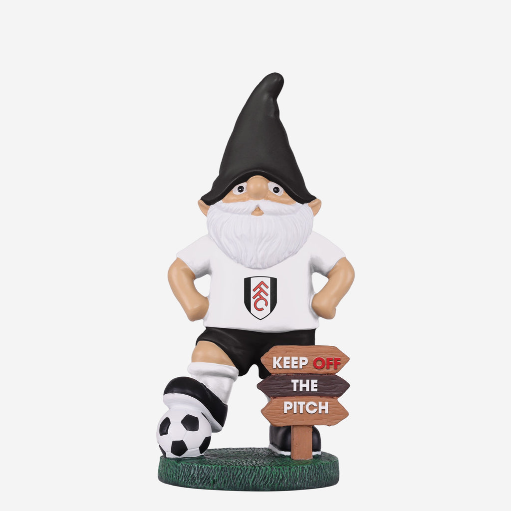 Fulham FC Keep Off The Pitch Gnome FOCO - FOCO.com | UK & IRE