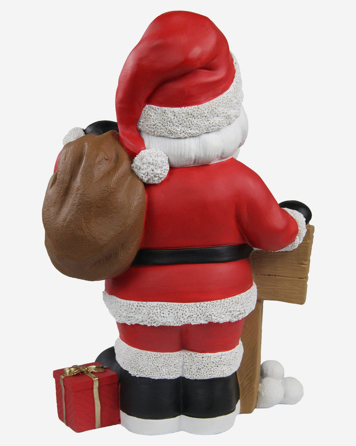 Arsenal FC Resin Santa Gnome FOCO - FOCO.com | UK & IRE