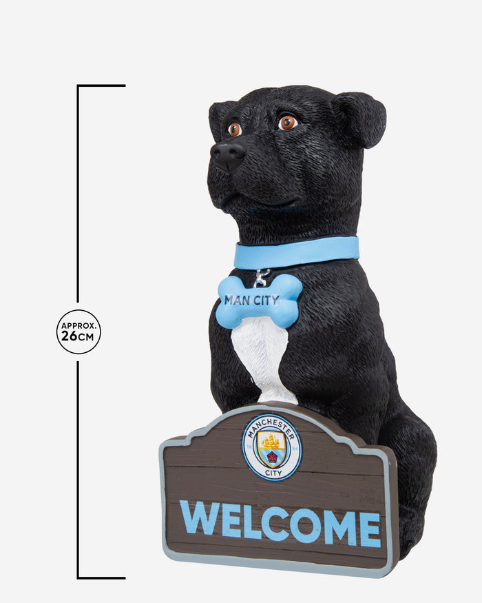 Manchester City FC Staff Gnome FOCO - FOCO.com | UK & IRE