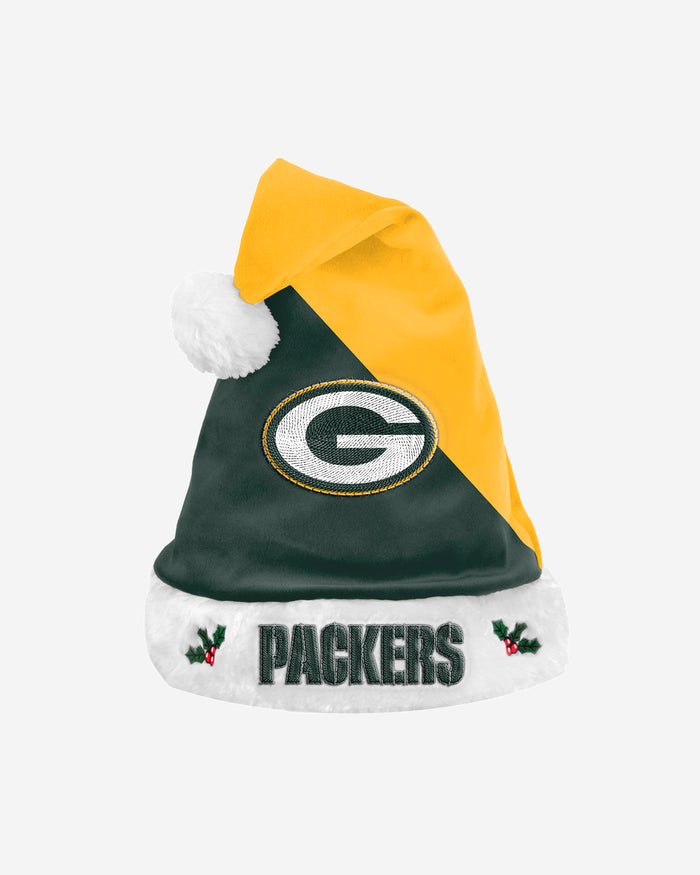 Green Bay Packers Basic Santa Hat FOCO - FOCO.com | UK & IRE