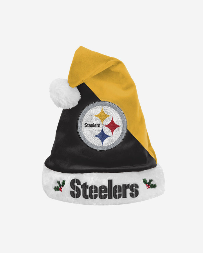 Pittsburgh Steelers Basic Santa Hat FOCO - FOCO.com | UK & IRE