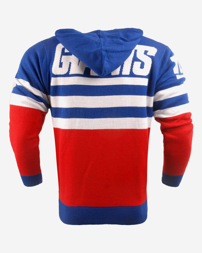 New York Giants Big Logo Hooded Sweater FOCO - FOCO.com | UK & IRE