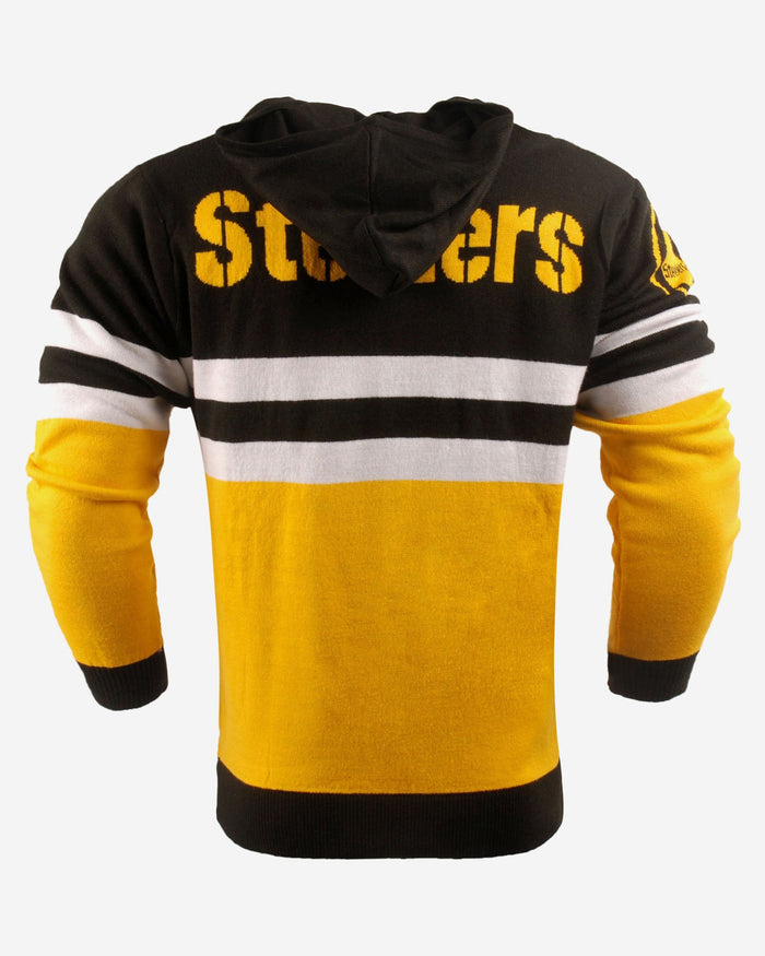 Pittsburgh Steelers Big Logo Hooded Sweater FOCO - FOCO.com | UK & IRE