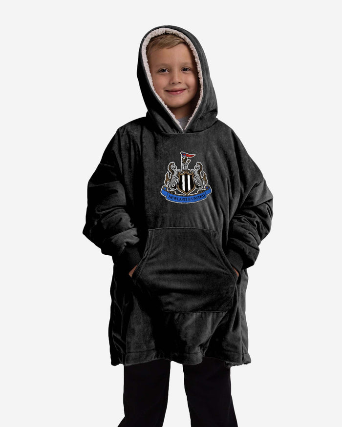 Newcastle United FC Reversible Big Logo Youth Hoodeez FOCO - FOCO.com | UK & IRE
