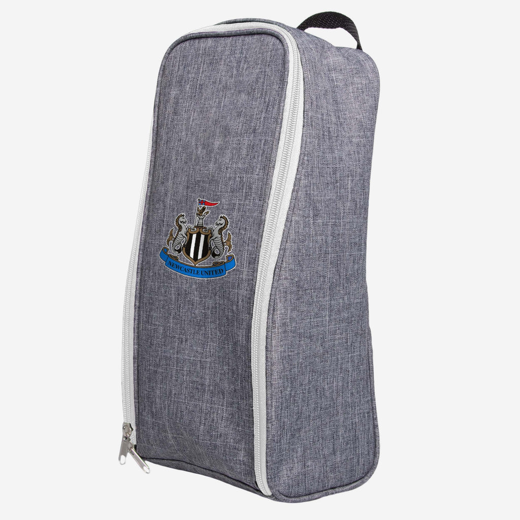 Newcastle United FC Grey Boot Bag FOCO - FOCO.com | UK & IRE