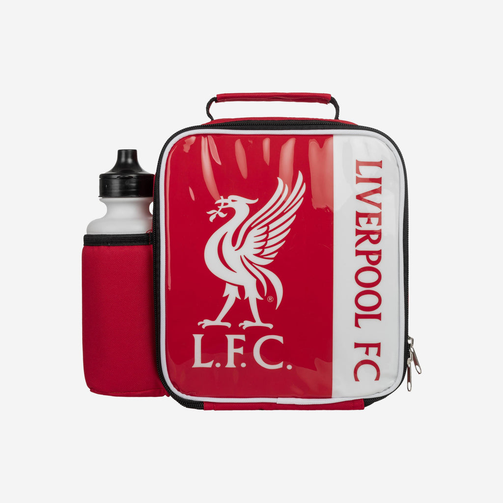 Liverpool FC Wordmark Bag & Bottle Set FOCO - FOCO.com | UK & IRE