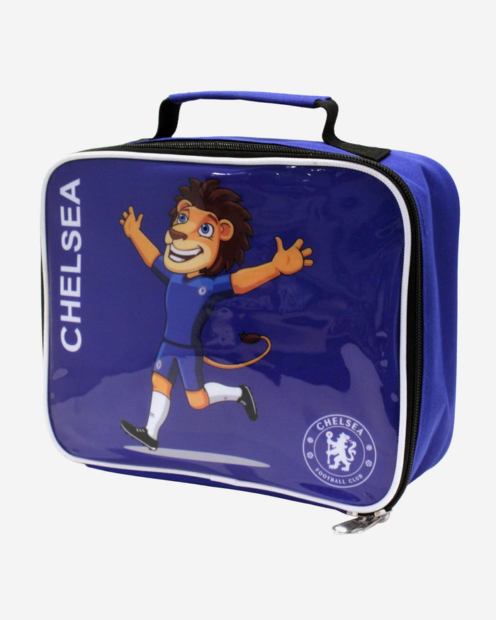 Chelsea FC Mascot Lunch Bag FOCO - FOCO.com | UK & IRE