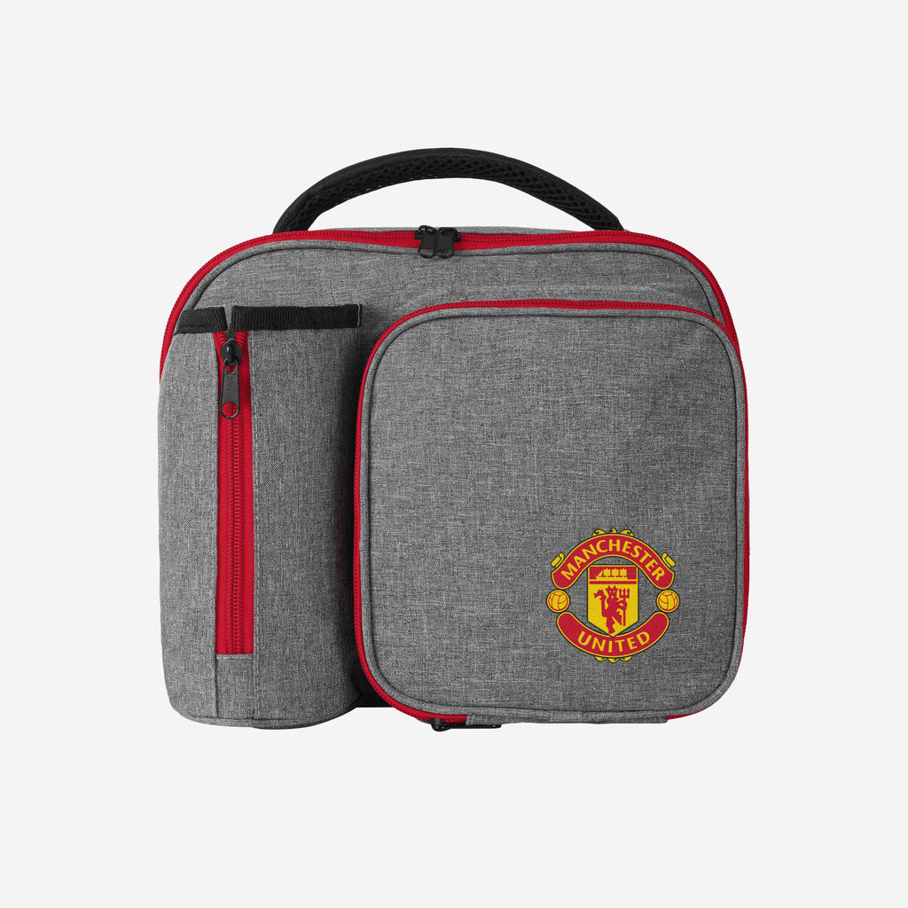 Manchester United FC Grey Lunch Bag FOCO - FOCO.com | UK & IRE