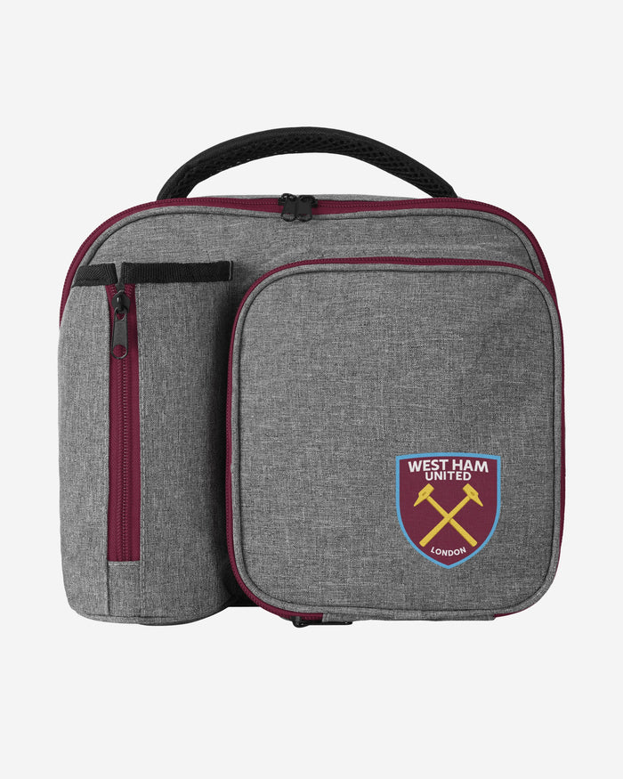 West Ham United FC Grey Lunch Bag FOCO - FOCO.com | UK & IRE