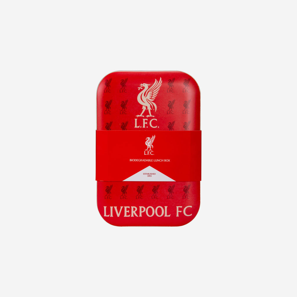 Liverpool FC Bamboo Mix Lunch Box FOCO - FOCO.com | UK & IRE