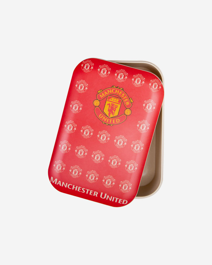 Manchester United FC Bamboo Mix Lunch Box FOCO - FOCO.com | UK & IRE