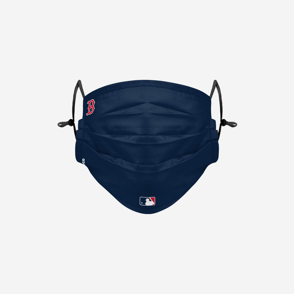 Boston Red Sox On-Field Gameday Adjustable Face Cover FOCO - FOCO.com | UK & IRE