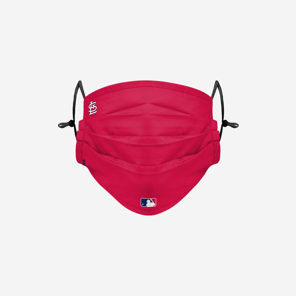 St Louis Cardinals On-Field Gameday Adjustable Face Cover FOCO - FOCO.com | UK & IRE