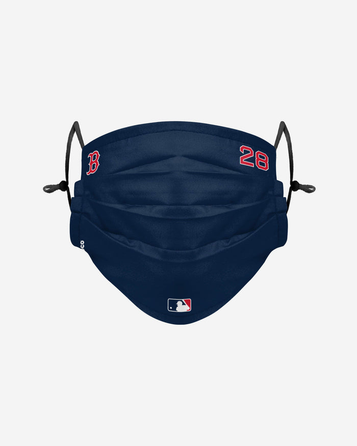 JD Martinez Boston Red Sox On-Field Gameday Adjustable Face Cover FOCO - FOCO.com | UK & IRE
