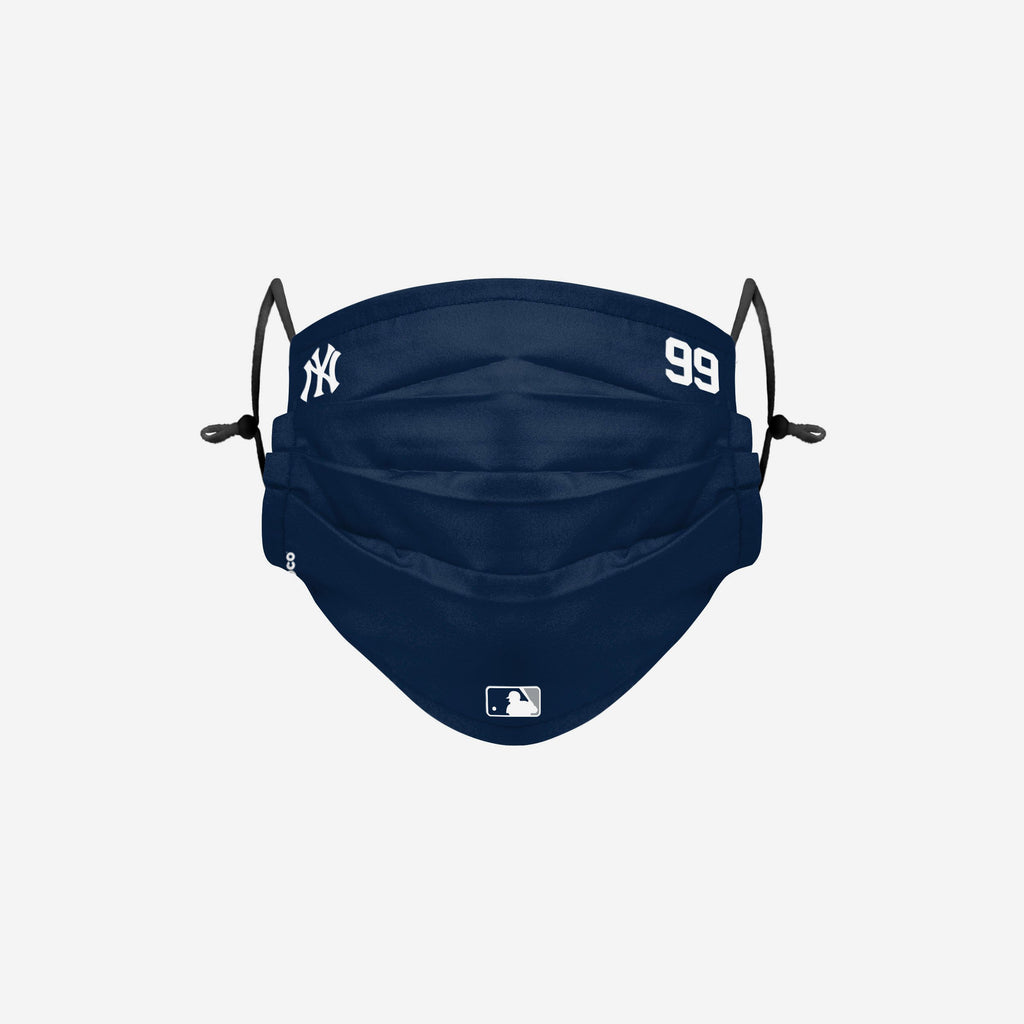 Aaron Judge New York Yankees On-Field Gameday Adjustable Face Cover FOCO - FOCO.com | UK & IRE
