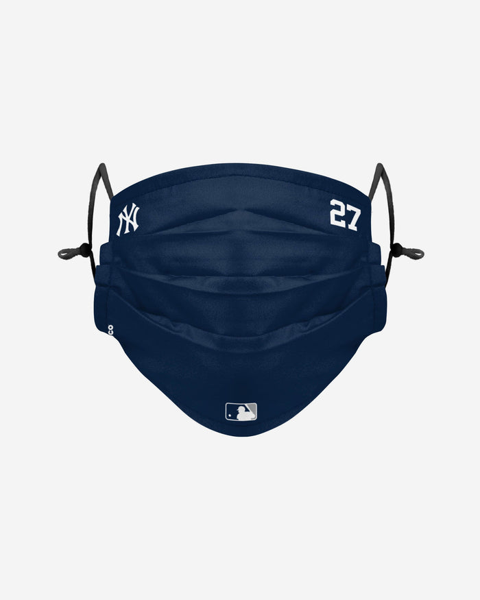 Giancarlo Stanton New York Yankees On-Field Gameday Adjustable Face Cover FOCO - FOCO.com | UK & IRE