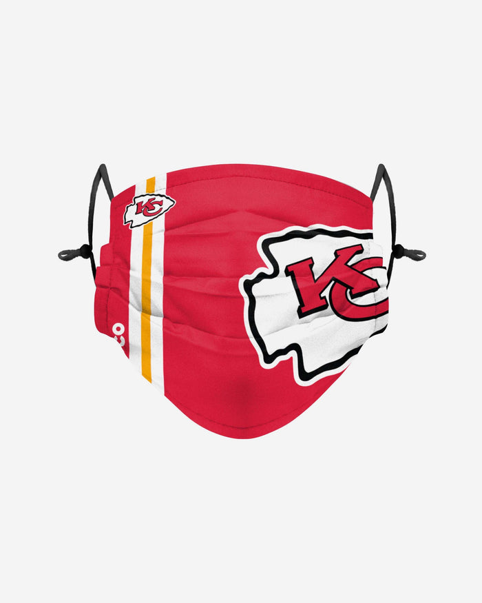 Kansas City Chiefs On-Field Sideline Logo Face Cover FOCO Adult - FOCO.com | UK & IRE