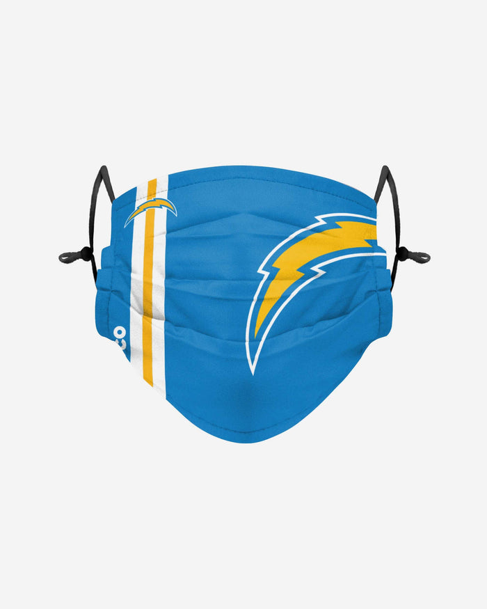 Los Angeles Chargers On-Field Sideline Logo Face Cover FOCO Adult - FOCO.com | UK & IRE