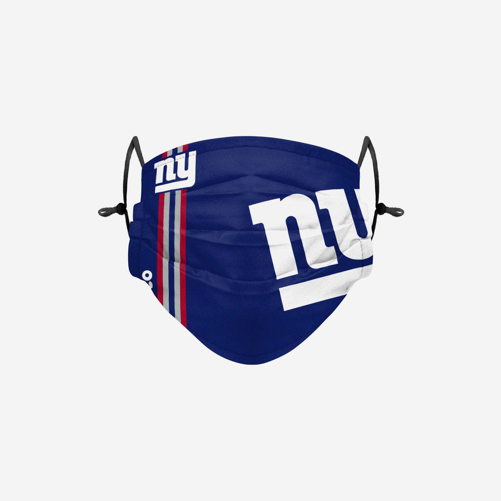 New York Giants On-Field Sideline Logo Face Cover FOCO Adult - FOCO.com | UK & IRE