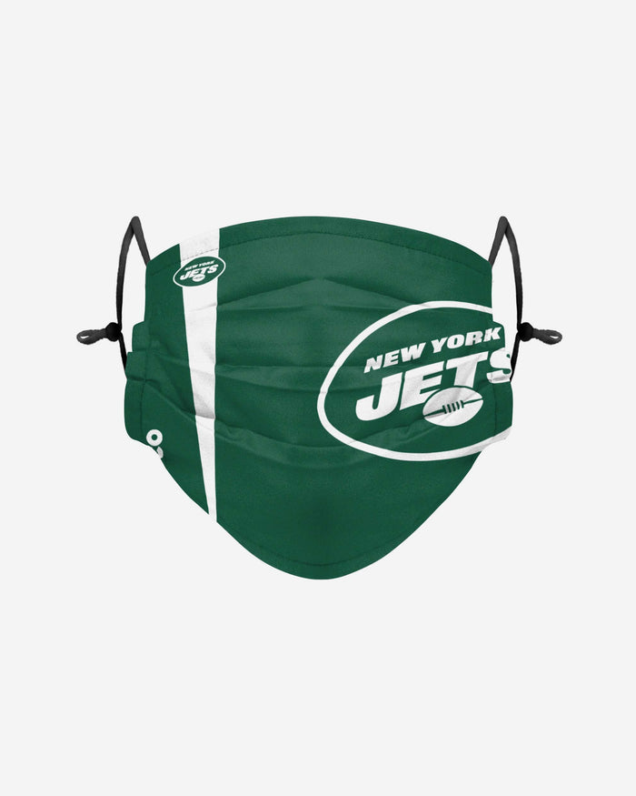 New York Jets On-Field Sideline Logo Face Cover FOCO Adult - FOCO.com | UK & IRE
