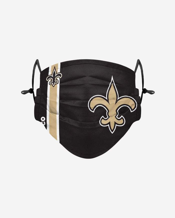New Orleans Saints On-Field Sideline Logo Face Cover FOCO Adult - FOCO.com | UK & IRE