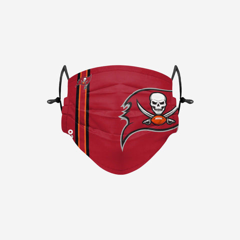 Tampa Bay Buccaneers On-Field Sideline Logo Face Cover