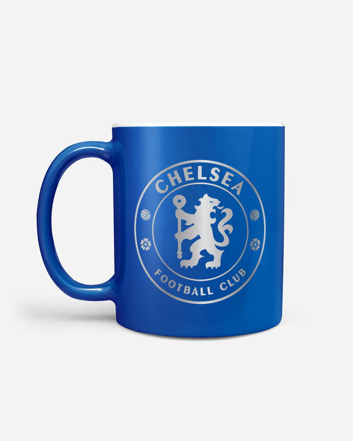 Chelsea FC Colour Metallic Mug FOCO - FOCO.com | UK & IRE