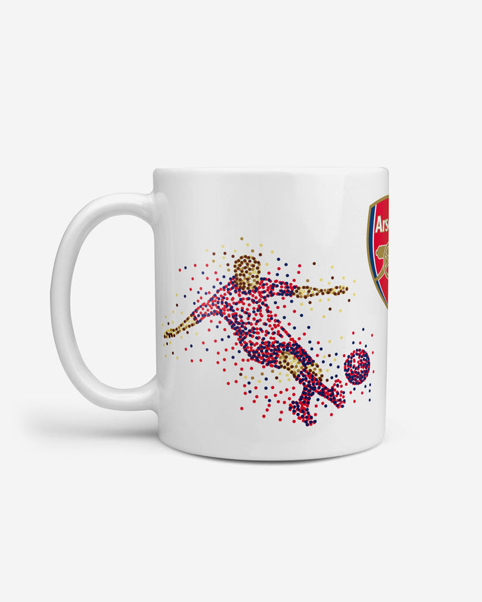 Arsenal FC Dot Mug FOCO - FOCO.com | UK & IRE