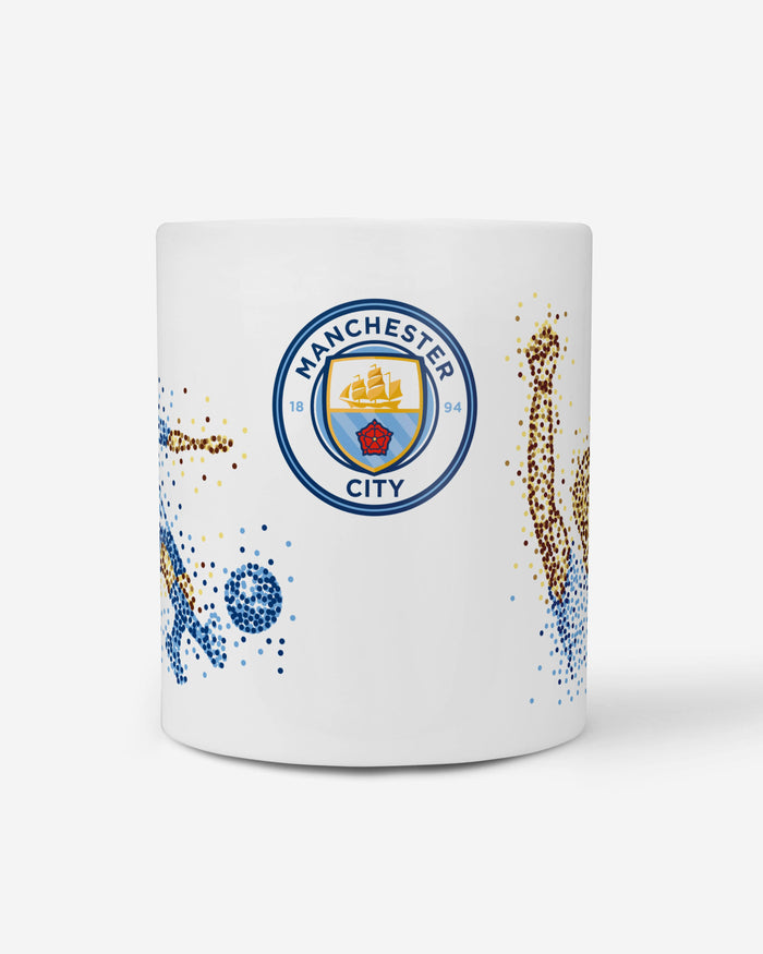 Manchester City FC Dot Mug FOCO - FOCO.com | UK & IRE