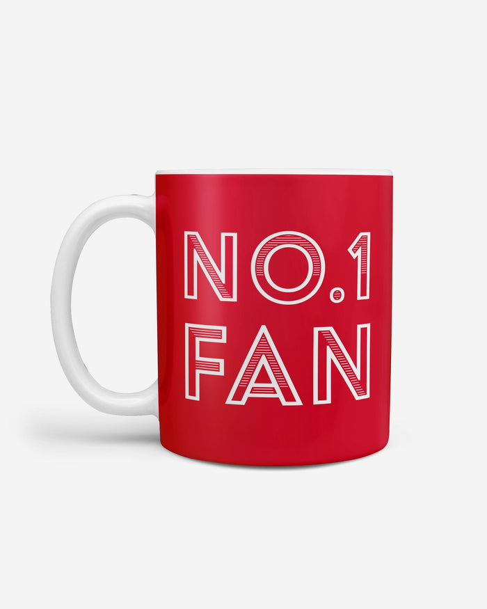 England Number 1 Fan Mug FOCO - FOCO.com | UK & IRE