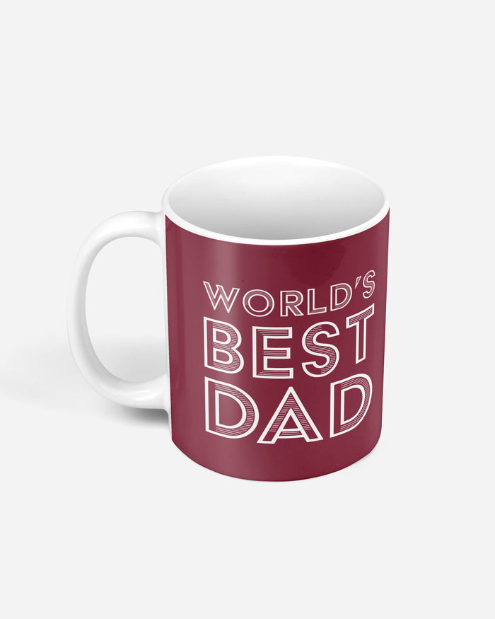 West Ham United FC Worlds Best Dad Mug FOCO - FOCO.com | UK & IRE