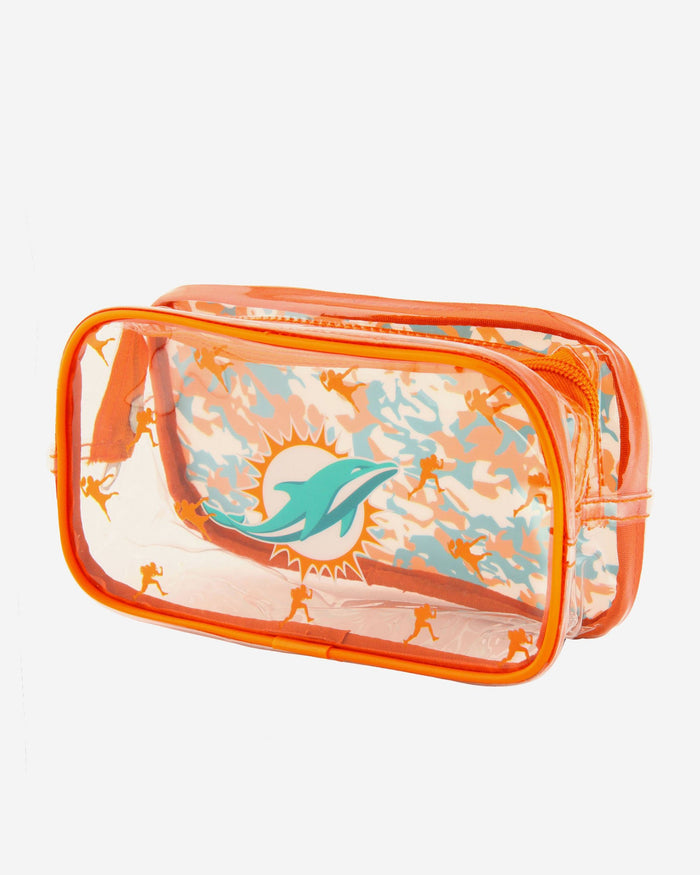 Miami Dolphins Camoflauge Pencil Case FOCO - FOCO.com | UK & IRE