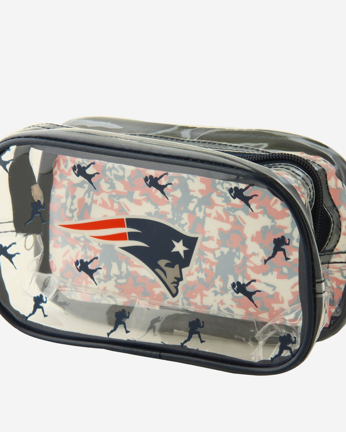 New England Patriots Camoflauge Pencil Case FOCO - FOCO.com | UK & IRE