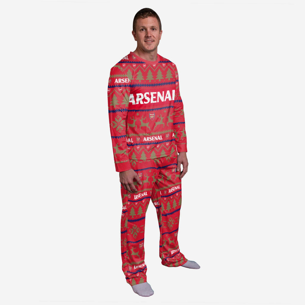Arsenal FC Family Holiday Pyjamas FOCO S - FOCO.com | UK & IRE