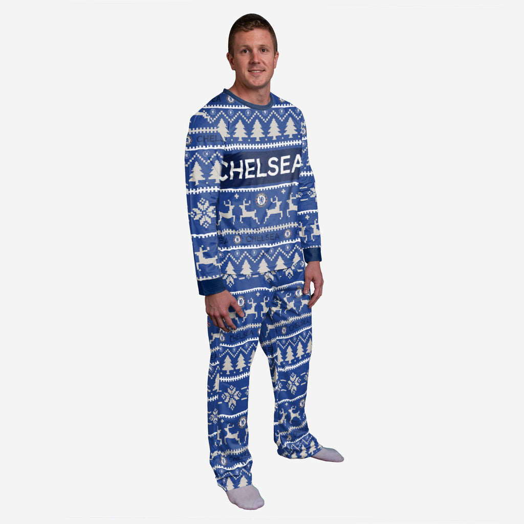 Chelsea FC Family Holiday Pyjamas FOCO S - FOCO.com | UK & IRE
