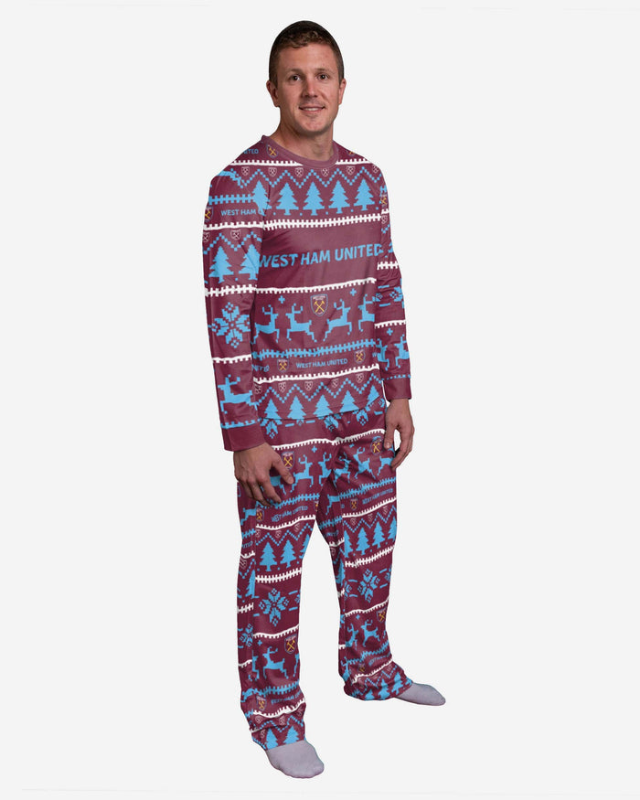 West Ham United FC Family Holiday Pyjamas FOCO S - FOCO.com | UK & IRE