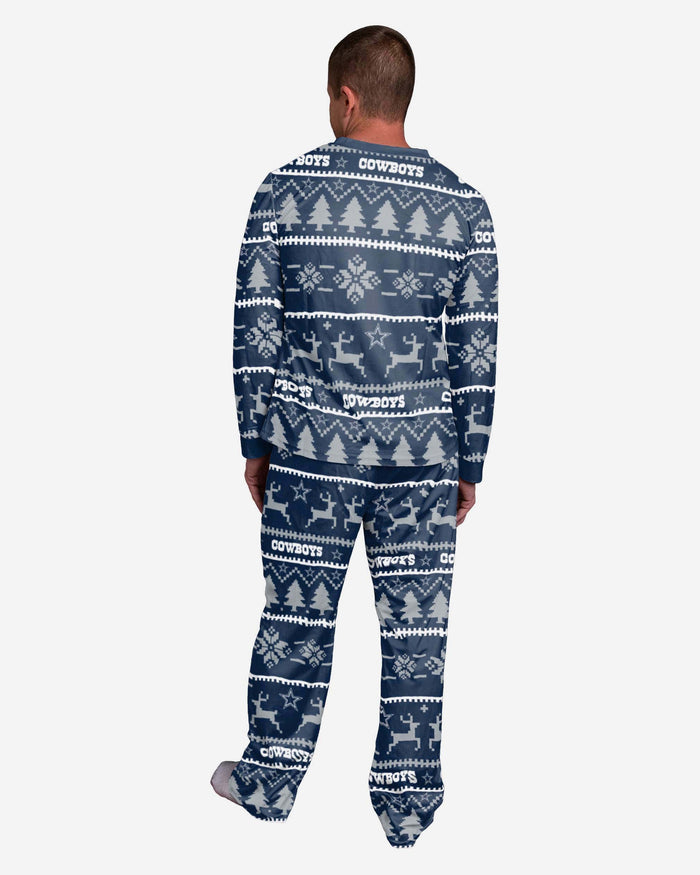 Dallas Cowboys Family Holiday Pyjamas FOCO - FOCO.com | UK & IRE
