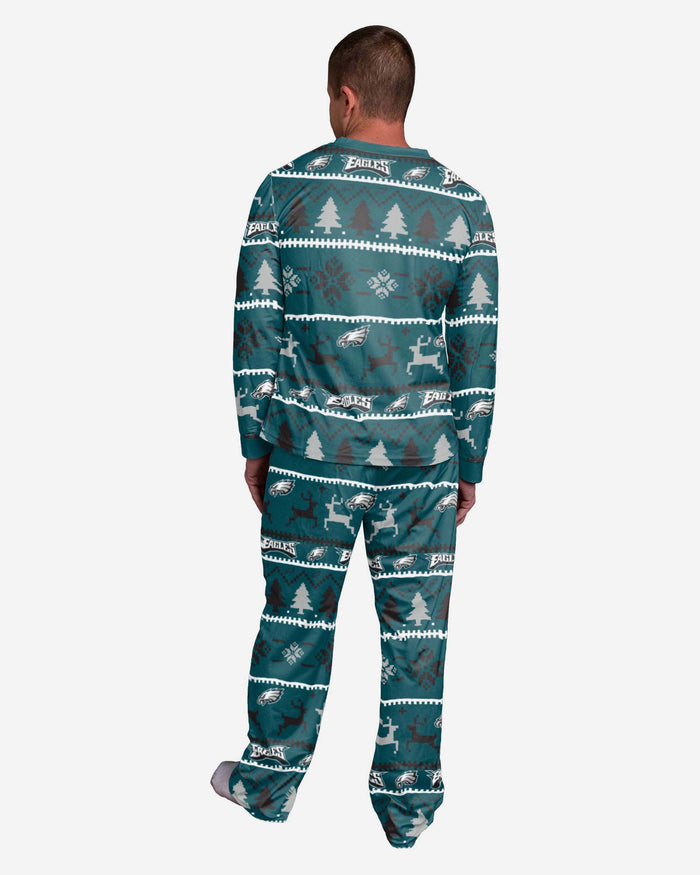 Philadelphia Eagles Family Holiday Pyjamas FOCO - FOCO.com | UK & IRE