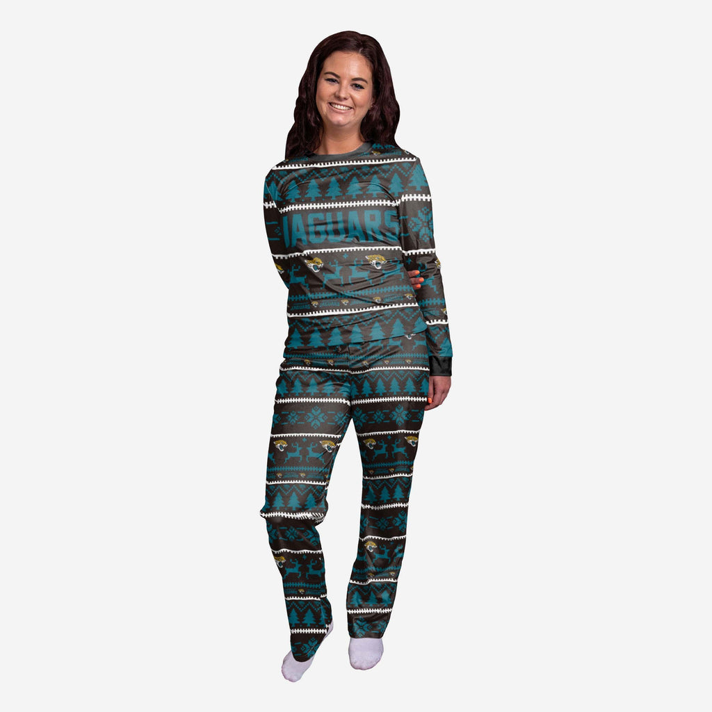 Jacksonville Jaguars Womens Family Holiday Pyjamas FOCO S - FOCO.com | UK & IRE
