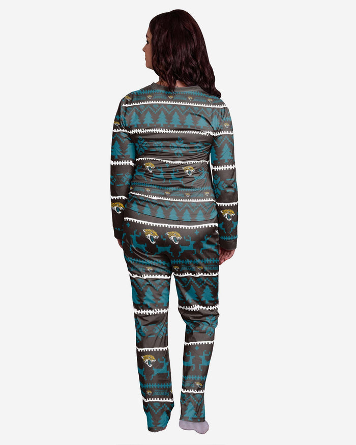 Jacksonville Jaguars Womens Family Holiday Pyjamas FOCO - FOCO.com | UK & IRE
