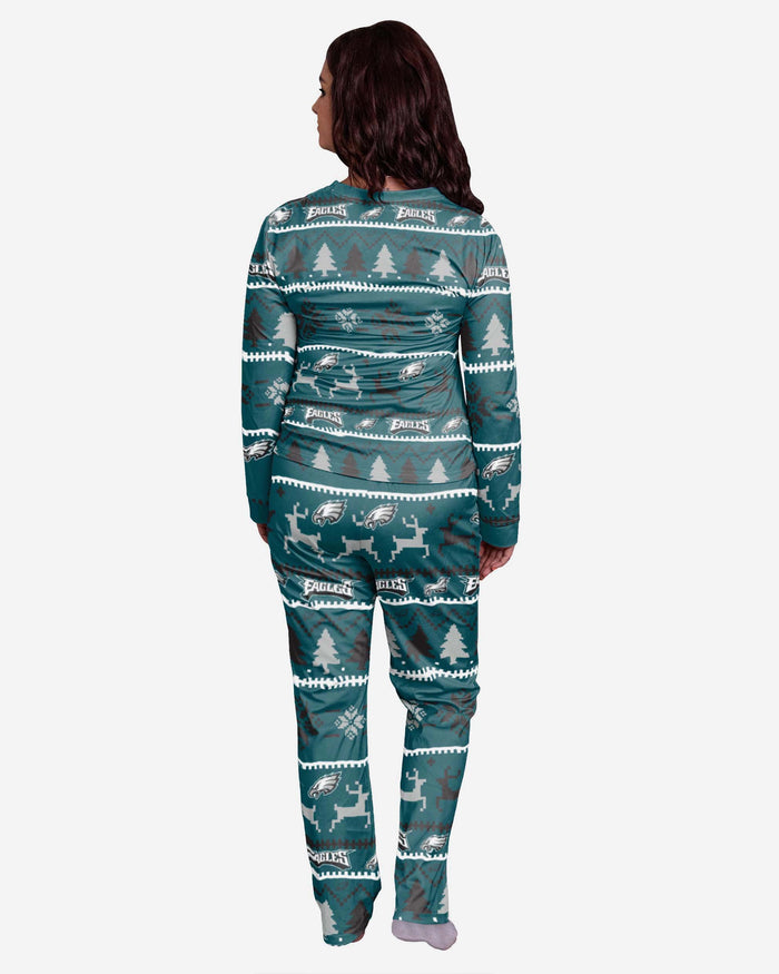Philadelphia Eagles Womens Family Holiday Pyjamas FOCO - FOCO.com | UK & IRE
